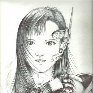 niña futurista