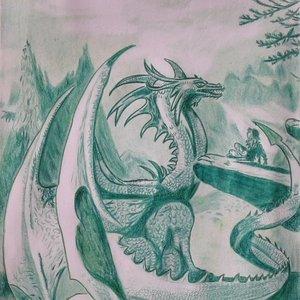 EL Joven Y EL Dragon. II.
