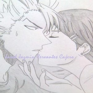 Eyeshield 21 Hiruma y Mamori