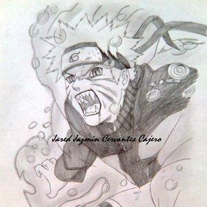 Naruto Shippuden modo kyuby 3 colas