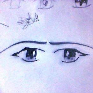.: Boceto (Ojos) :.
