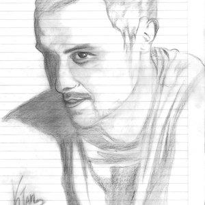 retrato de alejandro sanz