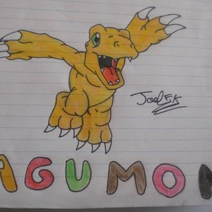 Agumon ( Digimon Adventure )