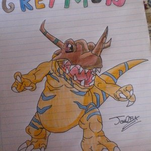 Greymon ( Digimon Adventure )