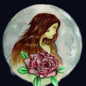 La luna y la rosa