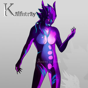 -Kalfutray- Cascada Azul