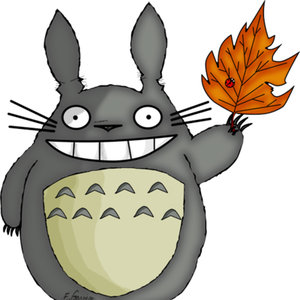 Totoro y May
