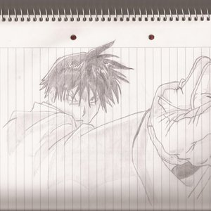 Roy Mustang by Kyo
