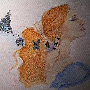 vuelo de la mariposa