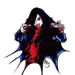 Vampiro 1 (Dibujo rápido)