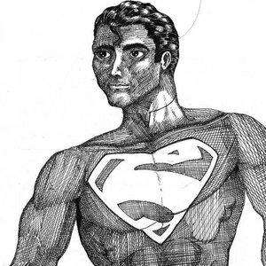 Superman antes de la bañera