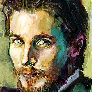 Retrato Christian Bale