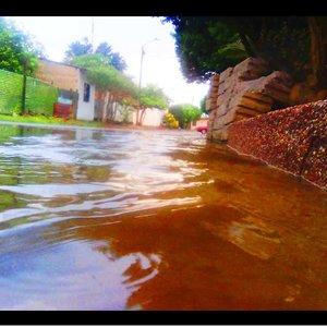 Rio de calle