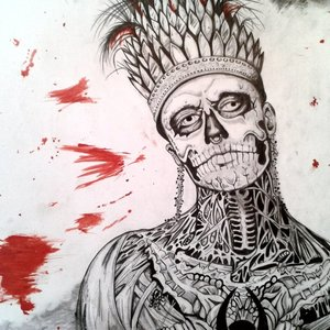 blood king zombie