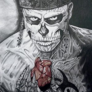 heart zombie