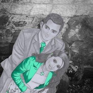 Mi amigo Esteban y su Esposa
