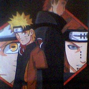 Camiseta de Naruto y Pein