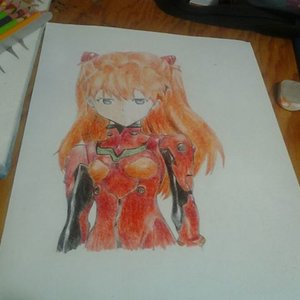 Asuka.-Evangelion.
