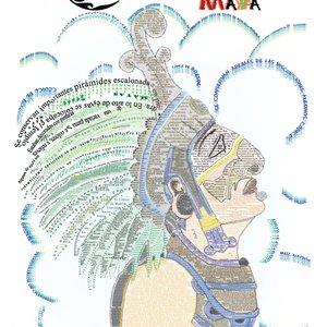 maya tipografico