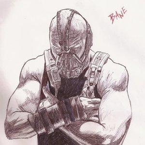 Bane- Batman el caballero de la noche asciende
