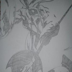 Leonidas Vs. Aquiles