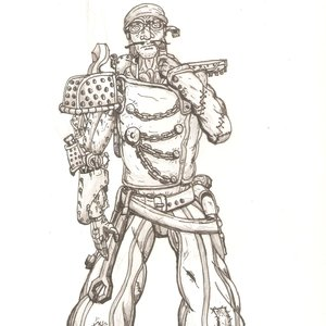 Mecanico Steam-punk