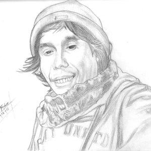 retrato de Ciro Castillo Rojo