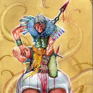 warrior giant