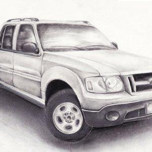 Ford explorer camioneta