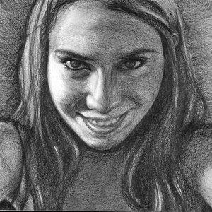 Retrato de sobrina