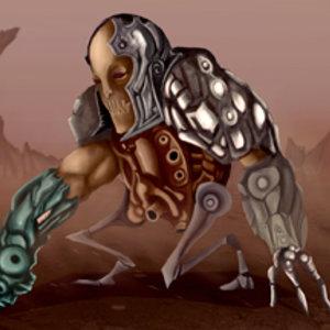 Soldado de Andromeda