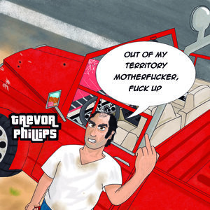 trevor phillips-grand theft auto v