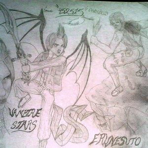 VAMPIRE-STARS VS. ERUNESUTO!!