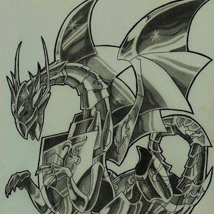 armadura del dragon