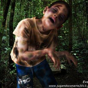 Niño zombie