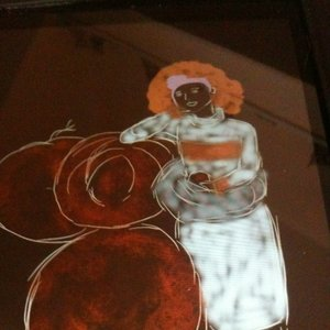 Dibujo en tablet