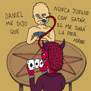 Daniel Johnston me dijo