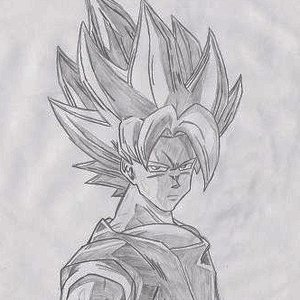 Goku SS2 (Dragon Ball)
