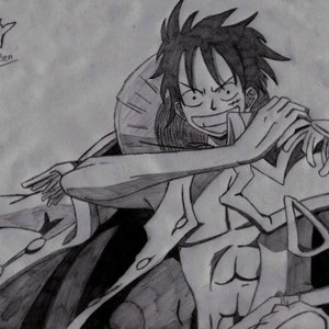 Luffy_2 (One Piece)