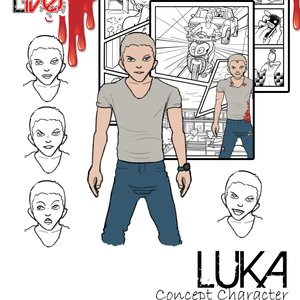 They Don't Live Concept Luka