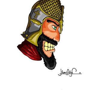 Caballero Cristiano By HomeOdin