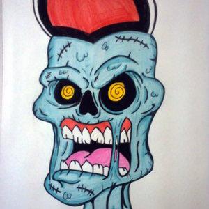 Zombiecartoon