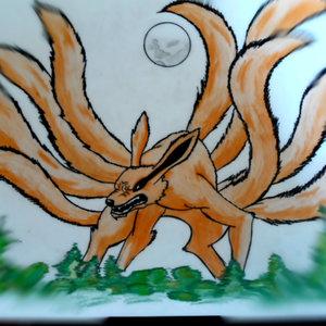 Kyubi(zorro de las 9 colas)