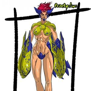 Female version: Brachydios