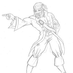 Capitan Jack Sparrow XD