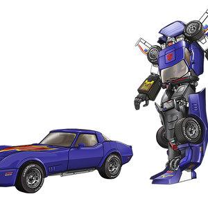 Transformers Tracks