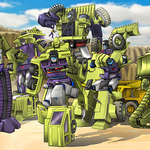 Transformers Constructicons