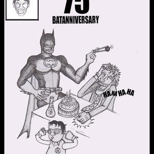 75º Aniversario da Batman