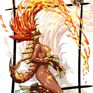 Female version: Agnaktor