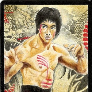 Ficha magic de Bruce Lee